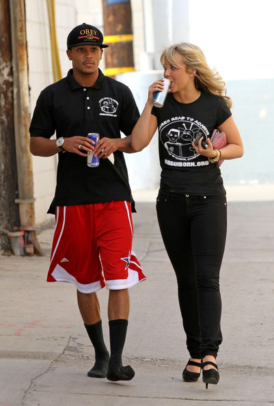 Chelsie hightower dating romeo miller