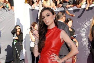 Cher Lloyd Arrivals at the MTV Video Music Awards