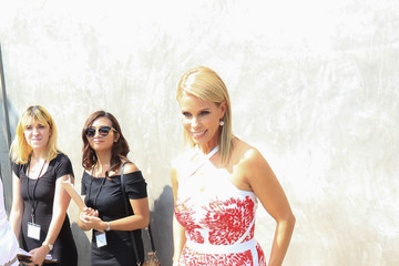 Cheryl Hines Celebs Attend the Television Industry Advocacy Awards