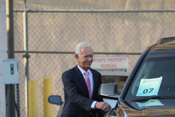 Photo of Chesley Sullenberger  - car