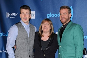 Chris Evans 24th Annual GLAAD Media Awards