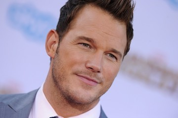 Chris Pratt 'Guardians of the Galaxy' Premieres in Hollywood