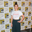 Christina Hodson Comic-Con International 2018 - 'Bumblebee' Panel