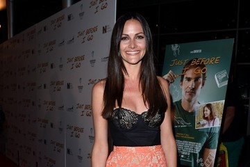 Christina McLarty -Just Before I Go' Los Angeles Screening