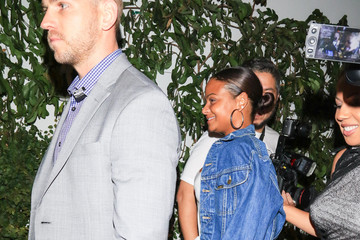 Christina Milian Celebrity Sightings Outside TAO Restaurant in Hollywood