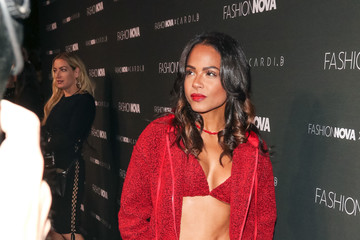 Christina Milian Christina Milian Hits Fashion Nova x Cardi B Collaboration Launch Event