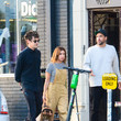 Christopher French Ashley Tisdale And Christopher French Seen In Los Angeles