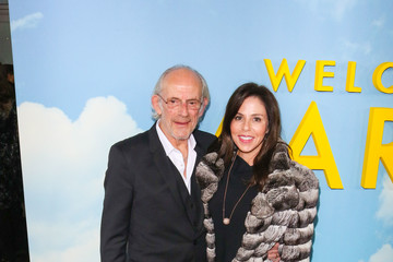 Christopher Lloyd Universal Pictures And DreamWorks Pictures' Premiere Of 'Welcome To Marwen'