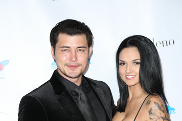 Christopher Sean Celebrities Attend the Dream Builders Project 3rd Annual 'A Brighter Future for Children' Charity Gala at Taglyan Cultural Complex