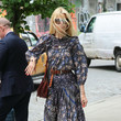 Claudia Schiffer Claudia Schiffer Is Seen Out In NYC