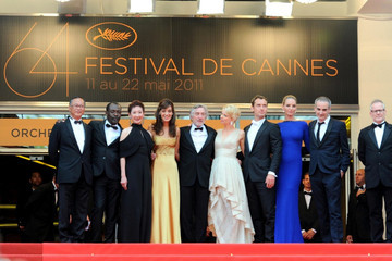 Jude Law Nansun Shi The Closing Ceremonies of The Cannes Film Festival
