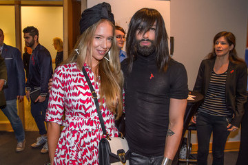 Conchita Wurst Celebrities attends LifeBall 2018