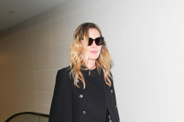 Connie Nielsen Connie Nielsen Is Seen at LAX