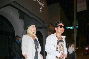 Corey Feldman Corey Feldman Is Seen Outside Craig's Restaurant In West Hollywood