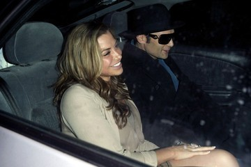 Louise Glover Corey Feldman Out with Louise Glover