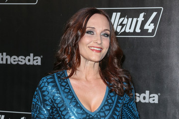 Courtenay Taylor Celebrities Arrive at the 'Fallout 4' Launch Party