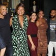 Courtney A. Kemp The Cast Of 'Power' At Saks Fifth Ave NYC