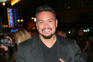 Crispin Alapag Celebrity Sightings Outside the 'Big Brother 19' Wrap Party