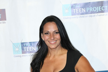 Cristina Coria The Teen Project's Hollywood Red Carpet Event