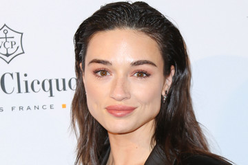 Crystal Reed What Goes Around Comes Around Beverly Hills Opening Event