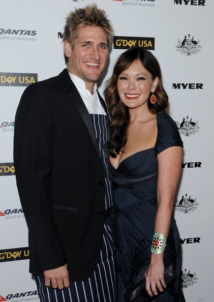 curtis stone and lindsay price. Curtis Stone G#39;Day USA