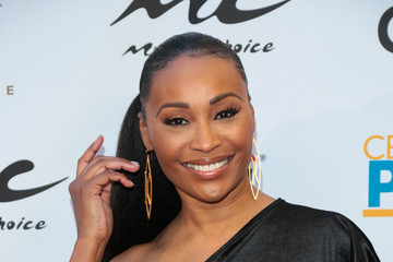 Cynthia Bailey 2018 Grammys Viewing Party