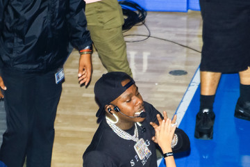 DaBaby DaBaby Performing Live At The Pauley Pavilion