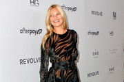 Kate Moss is seen attending The Daily Front Row's 7th annual Fashion Media Awards at The Rainbow Room in New York City.