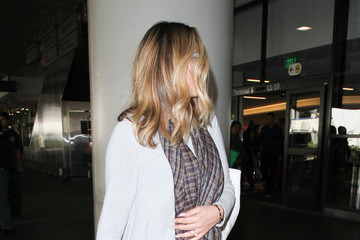 Daisy Fuentes Daisy Fuentes Is Seen at LAX