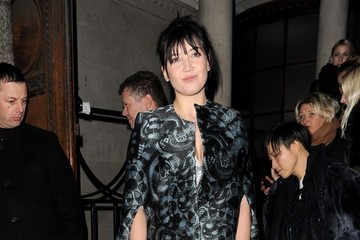 Daisy Lowe Arrivals at Giles