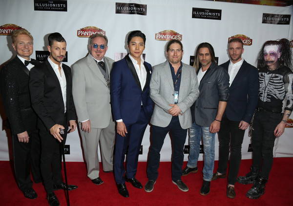 Premiere of 'The Illusionists - Live From Broadway' at the Pantages Theatre []