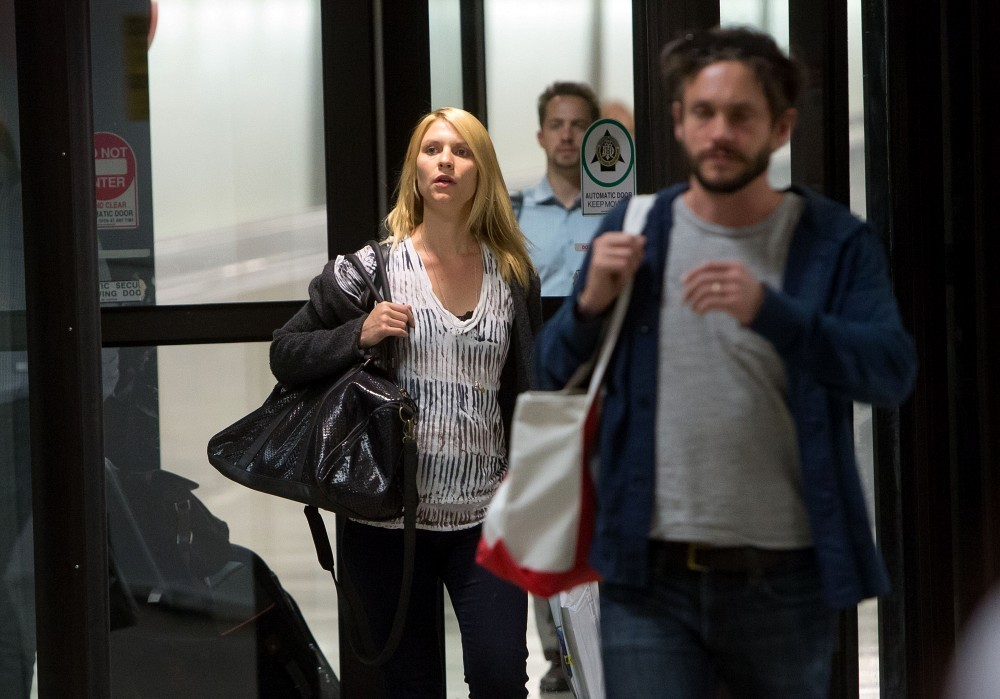 Claire Danes And Hugh Dancy At