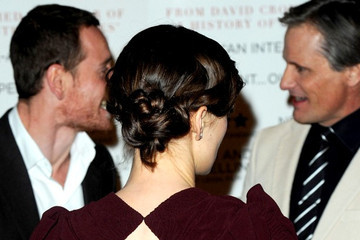 Viggo Mortensen Keira Knightley Keira Knightley and Others at the Premiere of 'A Dangerous Method' 3