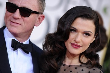 Daniel Craig Rachel Weisz 70th Annual Golden Globe Awards