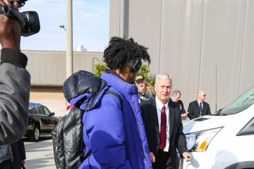 Danny Brown Danny Brown at Salt Lake City International Airport