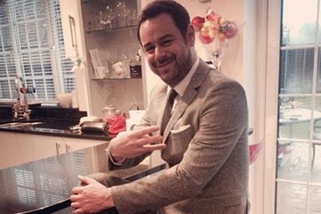 Danny Dyer Celebrity Social Media Pics