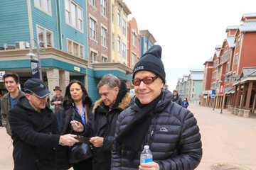 Danny Elfman Celebs Are Seen at Sundance Film Festival