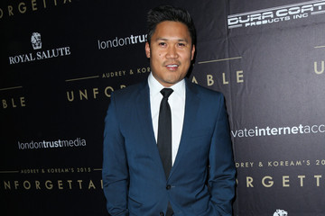 Dante Basco Celebrities Attend the Asian American Awards Unforgettable Gala