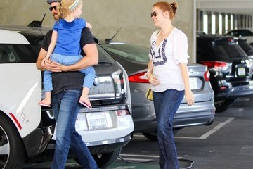 Darren Le Gallo Amy Adams Goes to the Mall