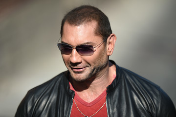 Dave Bautista Celebs At 'Jimmy Kimmel Live!'