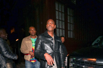 Dave Chappelle Dave Chappelle Outside Peppermint Nightclub In West Hollywood
