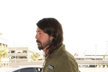 Dave Grohl Dave Grohl Is Seen at LAX