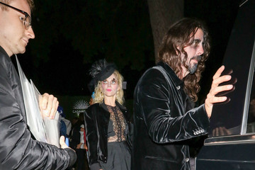 Dave Grohl Dave Grohl Is Seen At The Casamigos Halloween Party In Beverly Hills