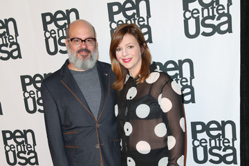 David Cross PEN Center USA's 26th Annual Literary Awards Festival Honoring Isabel Allende at the Beverly Wilshire Four Seasons Hotel