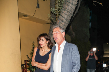 David Foster Katharine McPhee And David Foster In Los Angeles