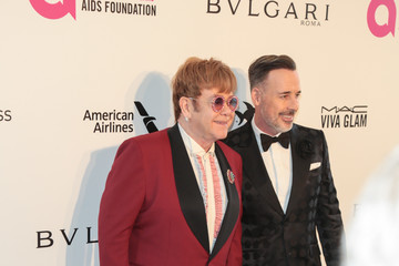 David Furnish 26th Annual Elton John AIDS Foundation's Academy Awards Viewing Party