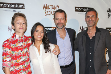 David Sutcliffe Premiere of Momentum Pictures' 'Milton's Secret' at TCL Chinese 6 Theatres