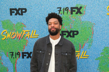 DeRay Davis Premiere Of FX's 'Snowfall' Season 2