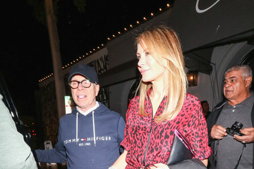 Dee Ocleppo Tommy Hilfiger And Dee Ocleppo Dine At Craig's Restaurant