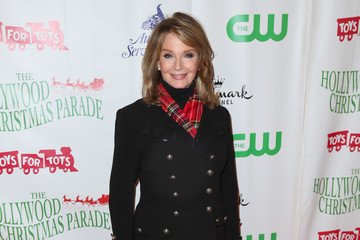 Deidre Hall Celebrities Attend the 84th Annual Hollywood Christmas Parade